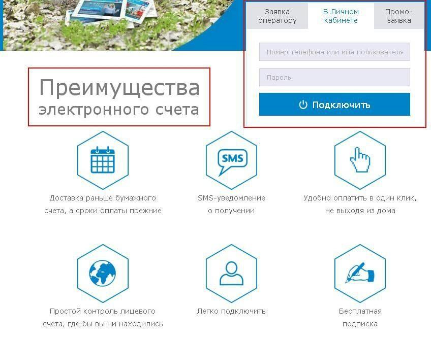 Преимущества использования и варианты подачи заявки на подключение услуги «Электронный счет».